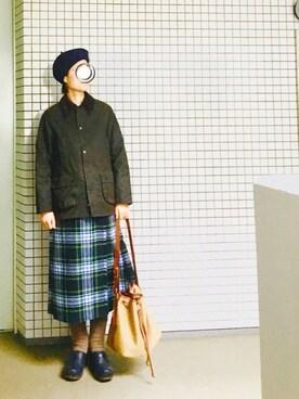 ヤエコさんの(COSMIC WONDER|コズミックワンダー)を使ったコーディネート