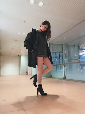 DIESEL 二子玉川|ERINAさんの(adidas originals|アディダスオリジナルス)を使ったコーディネート