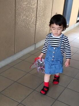sayusayuさんの(Stomp Stamp ストンプスタンプ)を使ったコーディネート