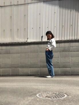 hirokakiさんの(CONVERSE|コンバース)を使ったコーディネート