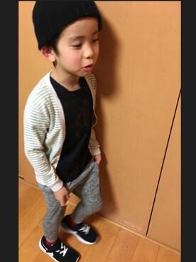 seijuroさんの(韓国子供服)を使ったコーディネート