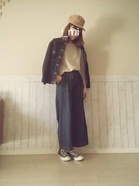 i_miさんの(RETRO GIRL|レトロガール)を使ったコーディネート