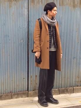 syoさんの(URBAN RESEARCH|アーバンリサーチ)を使ったコーディネート