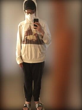 (adidas) using this Matt looks