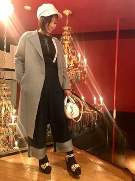 LOVELESS青山 aikongさんの(muller of yoshiokubo ミュラー オブ ヨシオクボ)を使ったコーディネート