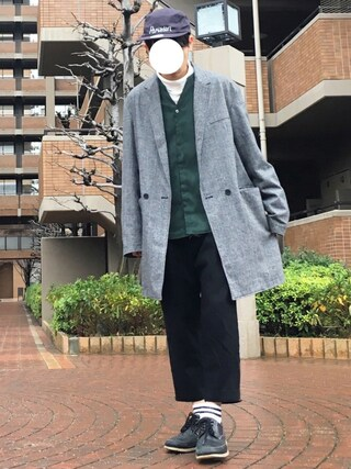「DETAILS/DOUBLE SHOP CORT(DETAILS)」 using this まーしい looks