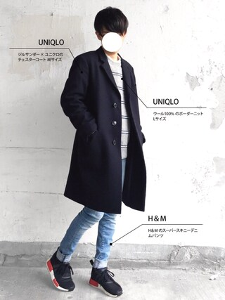 (UNIQLO) using this まーしい looks
