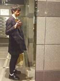 Tetsuさんの「Daniel Wellington St Mawes 40mm(Daniel Wellington|ダニエルウェリントン)」を使ったコーディネート