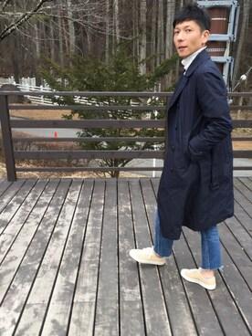 Abe Tatsumaさんの(LEVI'S VINTAGE CLOTHING|リーバイス・ビンテージ・クロージング)を使ったコーディネート