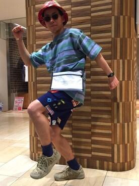 BEAVER名古屋店|funatoさんの(BEAVER|ビーバー)を使ったコーディネート