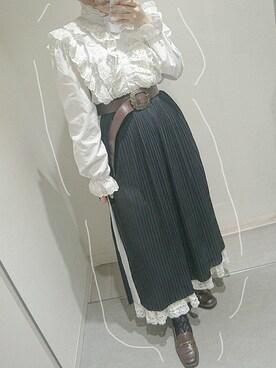 サ ユ ミさんの(w closet|ダブルクローゼット)を使ったコーディネート