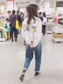 (ZARA) using this 二葉 looks