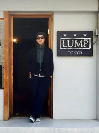 下野宏明さんの「PACK JACKET(WHIZ LIMITED|ウィズリミテッド)」を使ったコーディネート