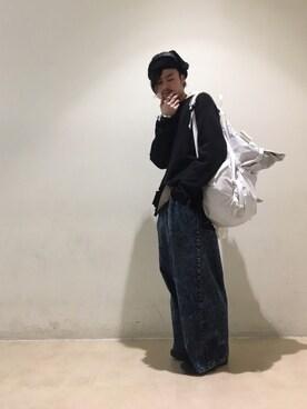 Lui's 神戸店|KOU SUEMATSUさんの(TOGA PULLA|トーガ プルラ)を使ったコーディネート