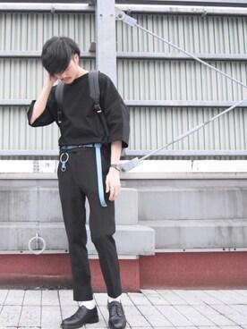 Lui's 神戸店|KOU SUEMATSUさんの(iTTi|イッチ)を使ったコーディネート