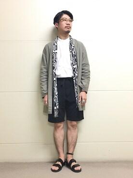 masudaryusukeさんの(TEATORA|テアトラ)を使ったコーディネート