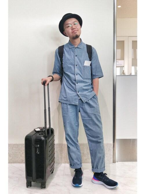 Paak Chan使用(NIKE)的時尚穿搭
