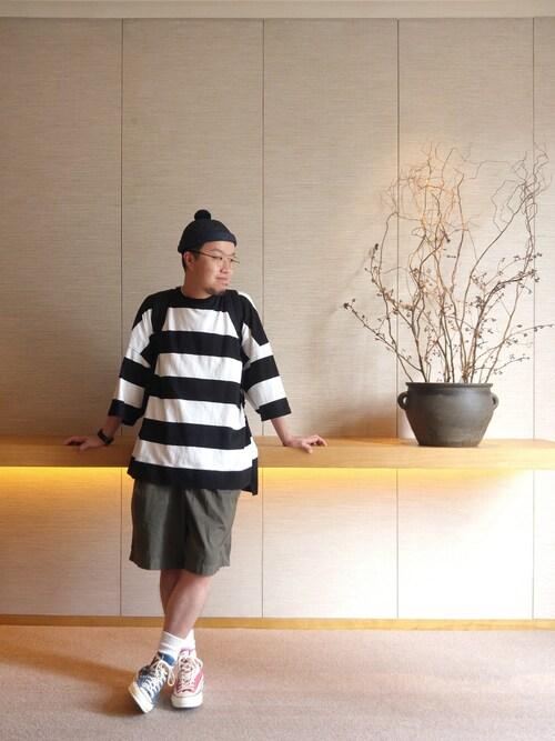 Paak Chan使用(MYKITA)的時尚穿搭