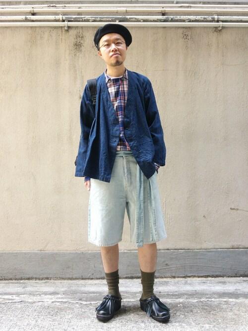 Paak Chan使用(LAULHERE)的時尚穿搭
