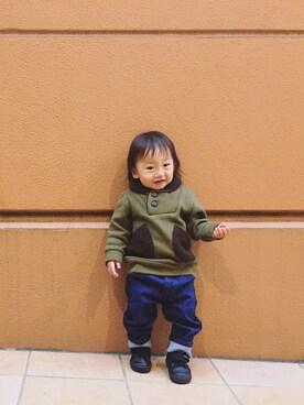 tomomiさんの(petit main|プティマイン)を使ったコーディネート