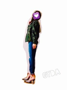 Mさんの(GYDA|ジェイダ)を使ったコーディネート