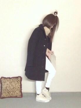 norimamiさんの(MAISON DE REEFUR メゾンドリーファー)を使ったコーディネート