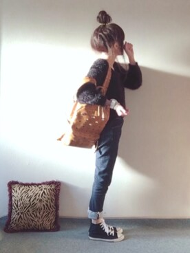 norimamiさんの(MAISON DE REEFUR|メゾンドリーファー)を使ったコーディネート