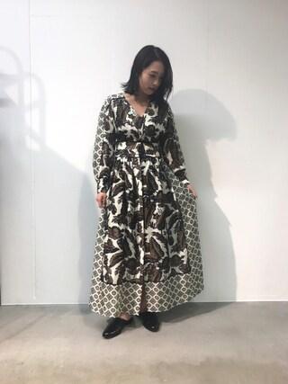 MIDWEST TOKYO WOMEN Risa Suzukiさんの(Pertini ペルティニ)を使ったコーディネート