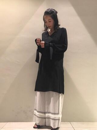 MIDWEST TOKYO WOMEN Risa Suzukiさんの(RITO リト)を使ったコーディネート