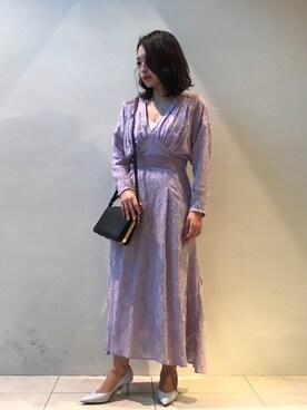 MIDWEST TOKYO WOMEN|Risa Suzukiさんの(Sophie Hulme|ソフィーヒュルム)を使ったコーディネート