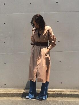 MIDWEST TOKYO WOMEN|Risa Suzukiさんの(STAIR)を使ったコーディネート