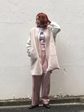 MIDWEST TOKYO WOMEN|Risa Suzukiさんの(PONTI)を使ったコーディネート