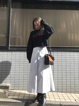 MIDWEST TOKYO WOMEN|Risa Suzukiさんの(JOHN LAWRENCE SULLIVAN)を使ったコーディネート