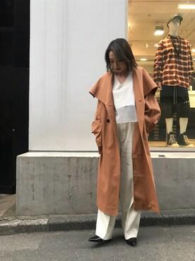 MIDWEST TOKYO WOMEN|Risa Suzukiさんの(RITO)を使ったコーディネート