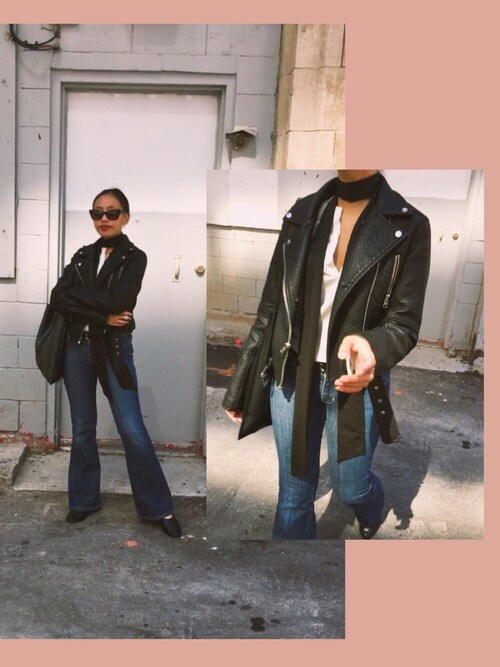 Tiffany  | ティファニー is wearing GAP