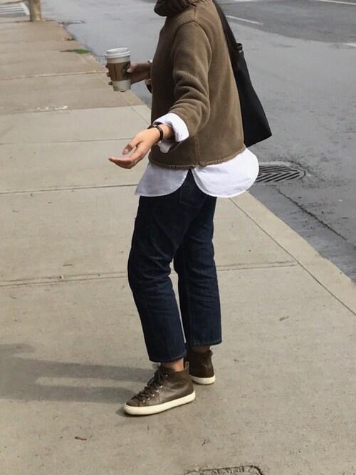 Tiffany  | ティファニー is wearing COACH