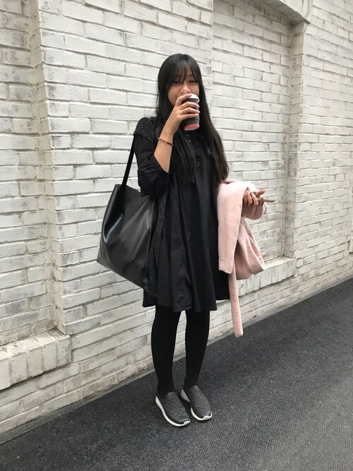 (NIKE) using this Tiffany  | ティファニー looks