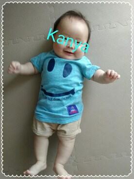 Kanyaさんの(YELLOW FACE|イエローフェイス)を使ったコーディネート
