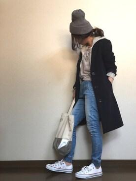 yumiさんの(w closet|ダブルクローゼット)を使ったコーディネート