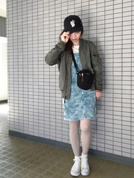 kanagorouさんの「靴下屋/ 60デニールタイツ M~Lサイズ(靴下屋|クツシタヤ)」を使ったコーディネート