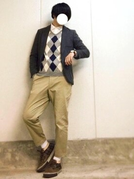 Mr.SZK【みすたーすずき】さんの(VANS|バンズ)を使ったコーディネート