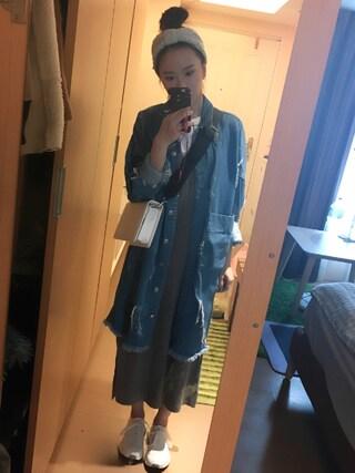 「VARIOUS SERIES WALLET CLUTCH BAG(CLANE)」 using this Jasmine:) looks
