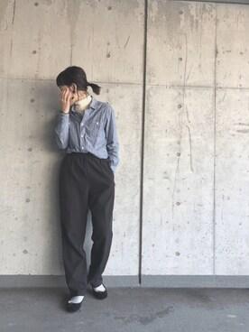 yukoさんの「ボリュームアソートイヤリング 736188(LEPSIM)」を使ったコーディネート