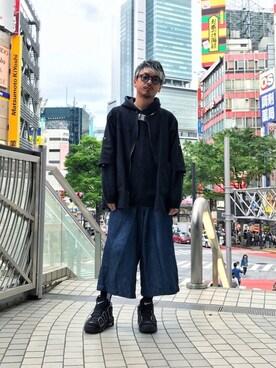 U TAKAMIZUさんの(Palette TOKYO パレットトーキョー)を使ったコーディネート