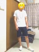 TOKIさんの「【VANS】 VAULT OG AUTHENTIC(VANS|バンズ)」を使ったコーディネート