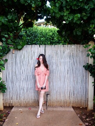 「The Jetset Diaries Vierna Crochet High-Neck Romper(The Jetset Diaries)」 using this SK looks
