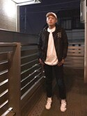 「Levi's 501 CT Jeans 501 CT Slim-Fit Jeans(Levi's)」 using this Kevin.C looks