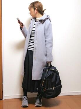 りぃさんの(PLAIN CLOTHING|プレーンクロージング)を使ったコーディネート