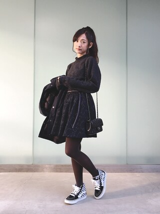 (COMME des GARCONS) using this あわつまい looks
