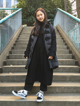(tricot COMME des GARCONS) using this あわつまい looks